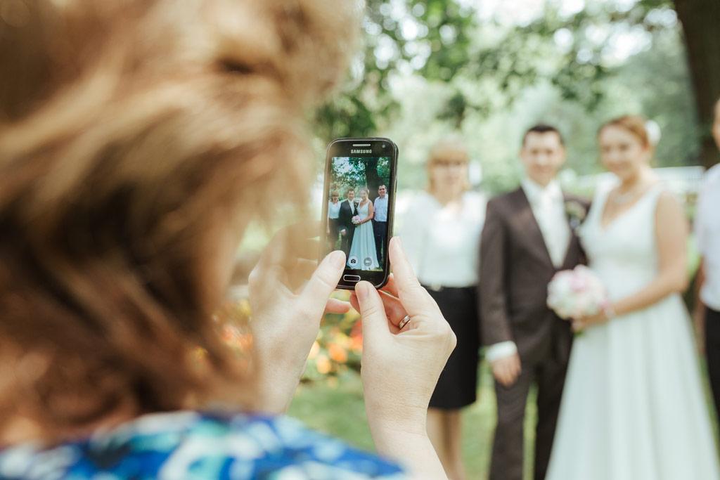 Hochzeitsbilder Leipzig - Die Gruppenbilder am Hochzeitstag