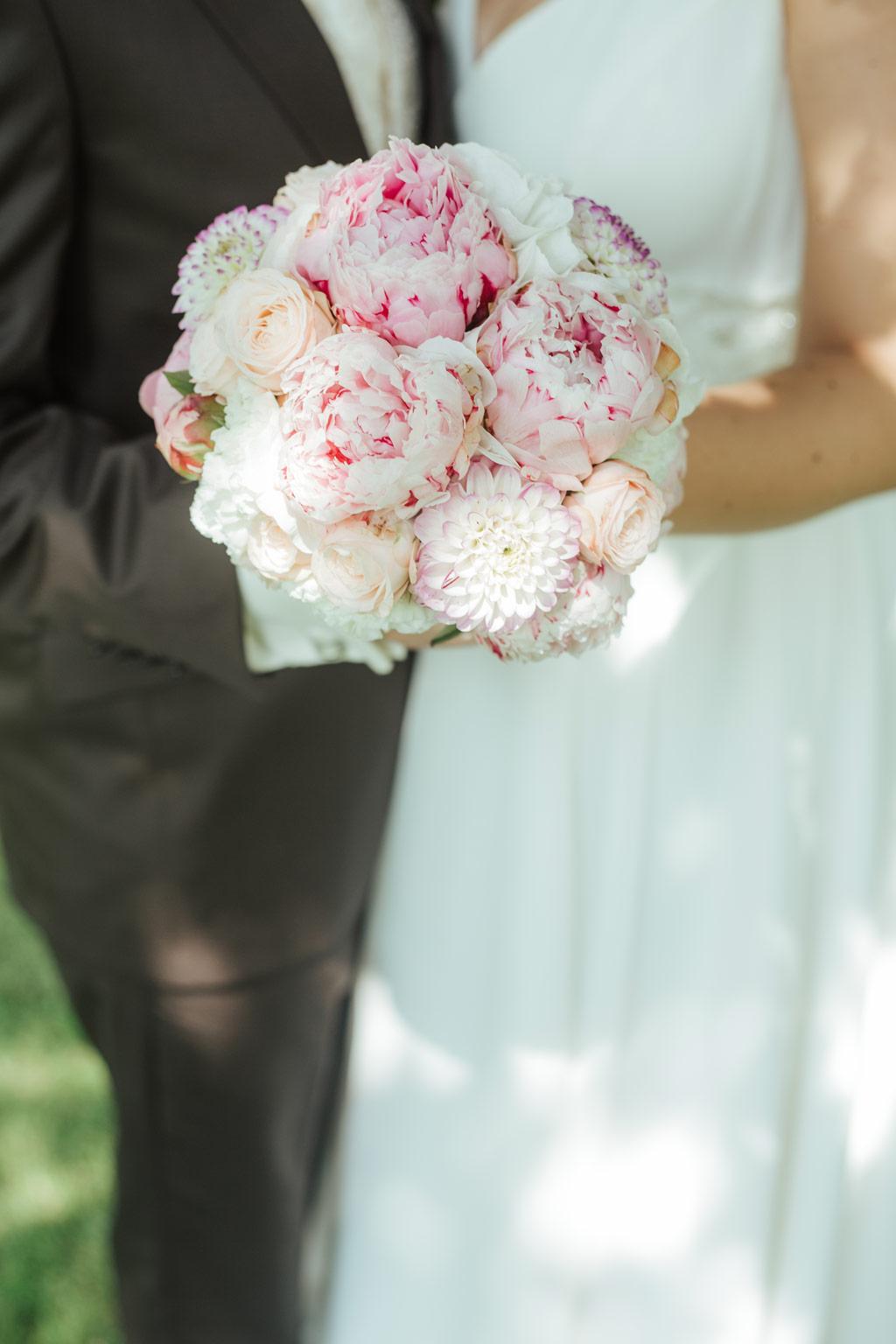 Hochzeitsbilder Leipzig - Der Brautstrauß