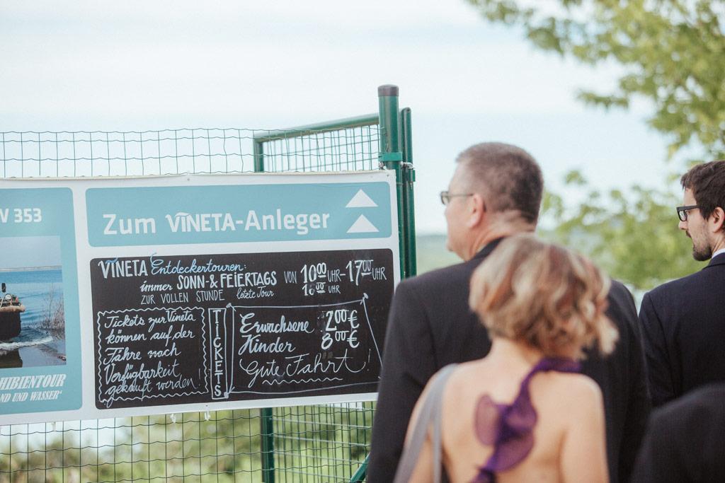Heiraten in Leipzig auf der Vineta Hochzeitsfotograf Leipzig - Ireen Lampe
