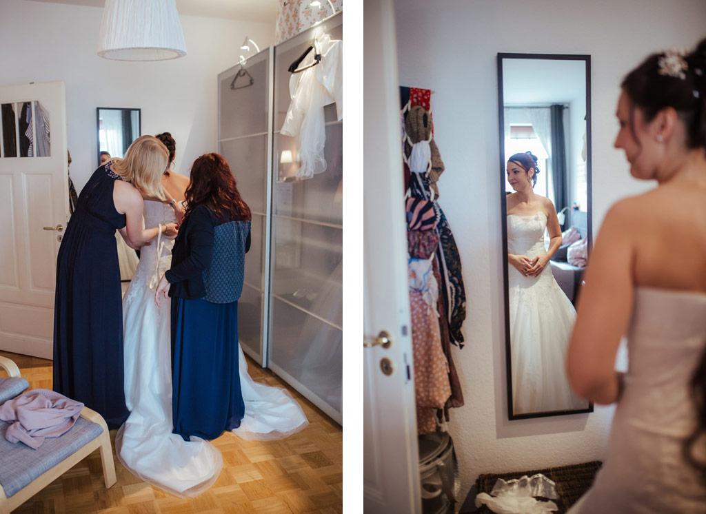 Das Getting Ready der Braut | Hochzeitsfotos Leipzig | Ireen Lampe - Hochzeitsfotograf Leipzig | www.ireen-lampe.de