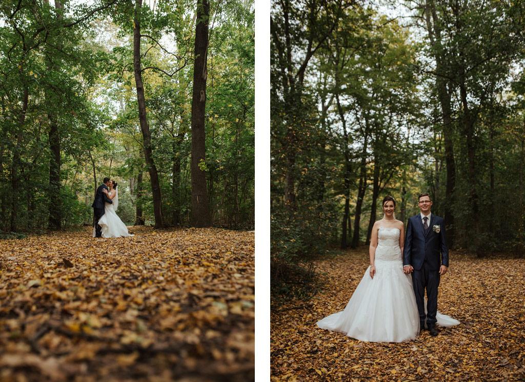 Hochzeitsfotos im Herbst | Hochzeitsfotos Leipzig | Ireen Lampe - Hochzeitsfotograf Leipzig | www.ireen-lampe.de